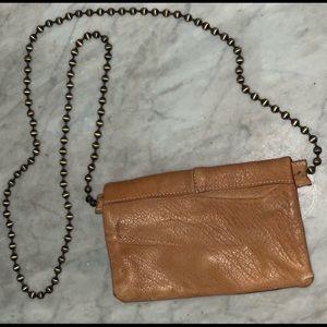 Leather Clutch/Crossbody